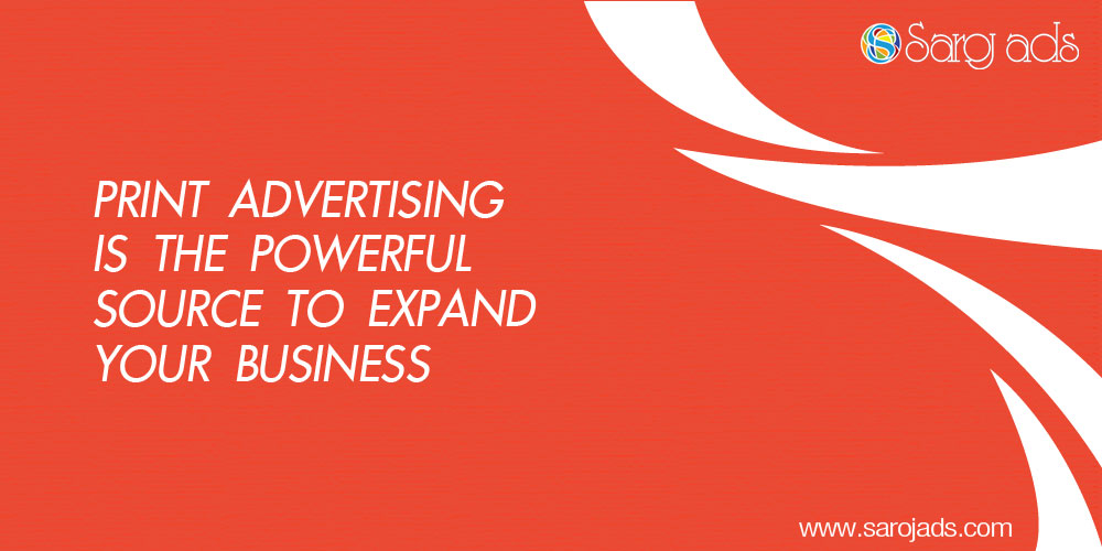 Print Advertising Services in Chennai, Bangalore, Hyderabad, India.